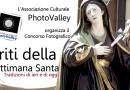 Tradizioni di ieri e di oggi: il contest della Photovalley sulla Settimana Santa